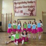 Międzyszkolny Konkurs Zespołów Cheerleaders klas I-III