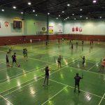 Sierpień 2016 – obóz badmintonowy w Głubczycach