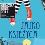 """19-04-2017 r. – Spotkanie Dyskusyjnego Klubu Książki – książka Zofii Beszczyńskiej """"Jajko księżyca"""""""