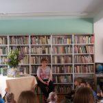 16-05-2017 r. – Spotkanie autorskie z Panią Grażyną Bąkiewicz