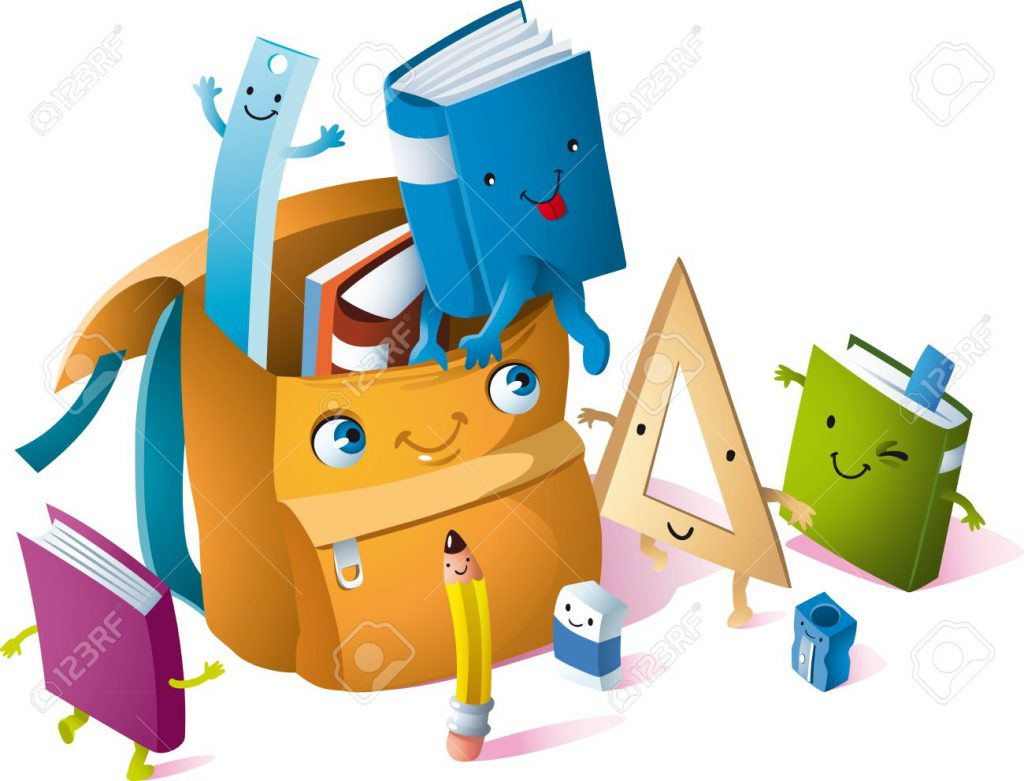 Wyprawka ucznia klasy I na rok szkolny 2021/2022