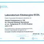 Program KLASA z ECDL w roku szkolnym 2017/2018