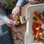 05-10-2017 r.- Klasa 1a – p. H. Celewska – Warsztaty Happy Robot