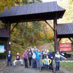 12-10-2017 r. – Klasa 2a – p. B. Czeladzka – Wycieczka do Gorczańskiego Parku Narodowego