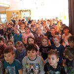 04-04-2018 r. – Spotkanie uczniów klas I-IV z pisarzem Krzysztofem Petką