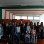 14-05-2018 r. – Spotkanie autorskie z Barbarą Kosmowską – pisarką, literaturoznawczynią, autorką książek dla dzieci i młodzieży oraz dorosłych czytelników.
