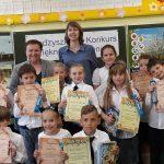 14-06-2018 r. – VIII Międzyszkolny Konkurs Pięknego Czytania Uczniów Klas Pierwszych