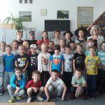 18-06-2018 r. – Wizyta przedszkolaków z Przedszkola 148 i 125