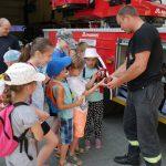 30-05-2018 r. – Klasa 1 c – p. Halina Celewska – wizyta w III Komisariacie Policji w Krakowie oraz w Straży Pożarnej