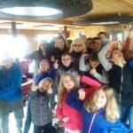 11-10-2018 r. – Klasa 5b – p. Z. Gawlas – Rejs statkiem po Wiśle