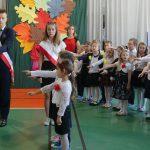 15-10-2018 r. – Święto Komisji Edukacji Narodowej – Ślubowanie pierwszoklasistów