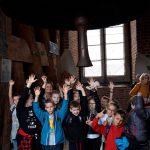 30-10-2018 r. – Klasa 3a – p. B. Czeladzka – Lekcja muzealna w Katedrze Wawelskiej