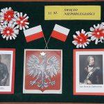09-11-2018 r. – Klasa 3b – p. E. Bazan – zajęcia  w 3b z okazji Święta Niepodległości