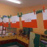 09-11-2018 r. – Klasa 3a – p. B. Czeladzka – zajęcia  w 3a z okazji Święta Niepodległości