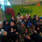 """14-12-2018 r.  – Klasa 5 b – Z. Gawlas – wyjście do Multikina na film """"Grinch"""""""
