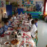 21-12-2018 r. – Klasa 2 a – p. H. Celewska – spotkanie opłatkowe