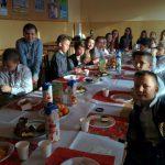 21-12-2018 r. – Klasa 3 b – p. E. Bazan – Spotkanie opłatkowe