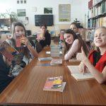 "06.02.2019 r. – DKK – dyskusja o książce Barbary Gawryluk ""Moje Bullerbyn"""