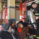 07-02-2019 r. – Klasa 3 a – p. B. Czeladzka – wycieczka do Państwowej Straży Pożarnej