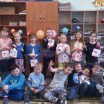 08-03-2019 r. – Klasa 1 b – p. A. Przetacznik – Dzień Kobiet