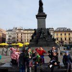 07-03-2019 r. – Klasa 3 a – p. B. Czeladzka – wycieczka do Muzeum  Historycznego Miasta Krakowa – Podziemia Rynku.