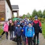14-05-2019 r. – Klasy 2a, 2b – p. H. Celewska, p. B. Mazur – Wycieczka do Nadwiślańskiego Parku Etnograficznego w Wygiełzowie