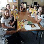 11-09-2019 r. – Pierwsze po wakacjach spotkanie Dyskusyjnego Klubu Książki