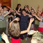 27-11-2019 r. – Zabawa andrzejkowa uczniów klas I-III