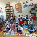 05-12-2019 r. – Warsztaty dla uczniów klas 2 a i 2 c w Bibliotece Publicznej
