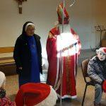 06-12-2019 r. – Spotkanie pierwszaków ze Świętym Mikołajem
