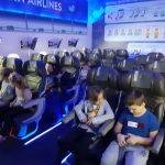 """09-01-2020 r. – Klasa I b – p. E. Bazan – Wycieczka do """"Centrum Edukacji Lotniczej"""" Kraków Airport"""