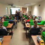 22-01-2020 r. – Wycieczka klas drugich na Politechnikę Krakowską
