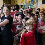 12-02-2020 r. – Zabawa karnawałowa uczniów klas I-III
