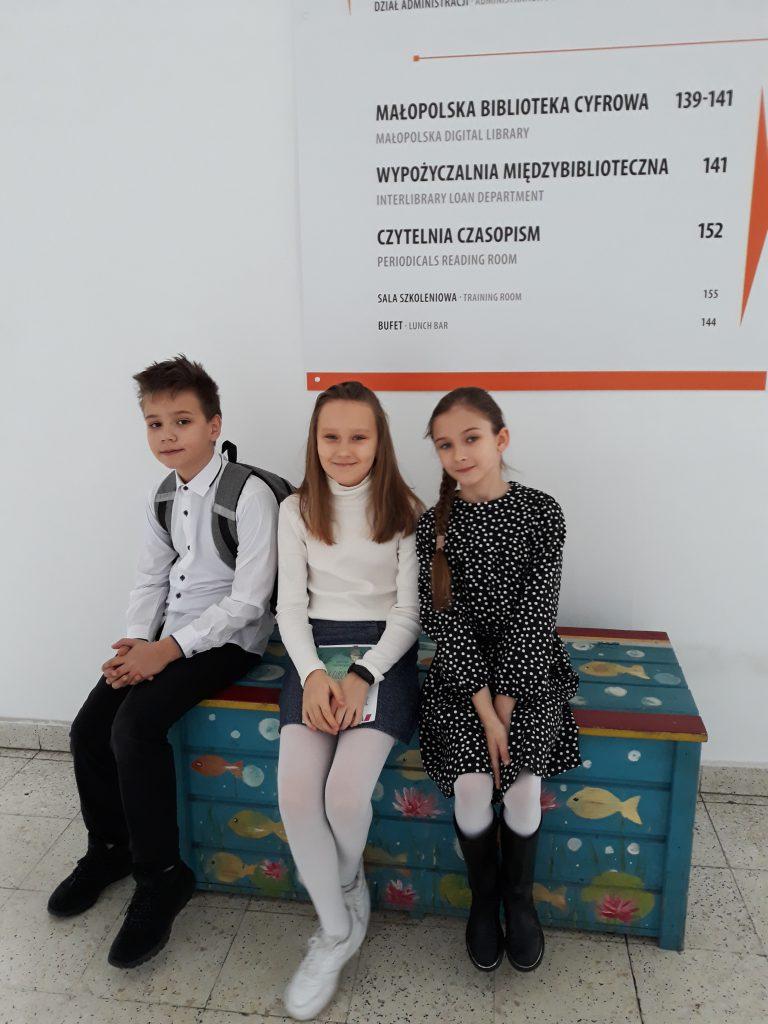 04-03-2020 r. – XIII edycja Małopolskiego Konkursu Pięknego Czytania