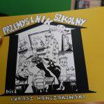 09-03-2020 r. – Udział uczniów klasy 2 b w warsztatach komiksowych.