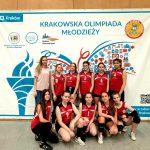 Igrzyska Młodzieżowe Dziewcząt w piłce siatkowej