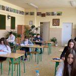 Próbny egzamin klas ósmych  10-11-12 lutego 2021r.