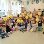 01-06-2021 r. – Klasa II b – p. E. Bazan – Dzień Dziecka