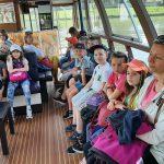 07-06-2021 r. – Klasa 2b – p. E. Bazan – Rejs statkiem po Wiśle