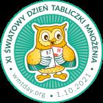 1-10-2021 – XI edycja Światowego Dnia Tabliczki Mnożenia
